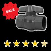 Compact PVC Ball Valve Series 365