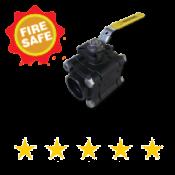 Fire-Safe Carbon Steel Ball Valve Series 160CS