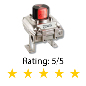 Stainless Steel Limit Switch Valve Position Monitor